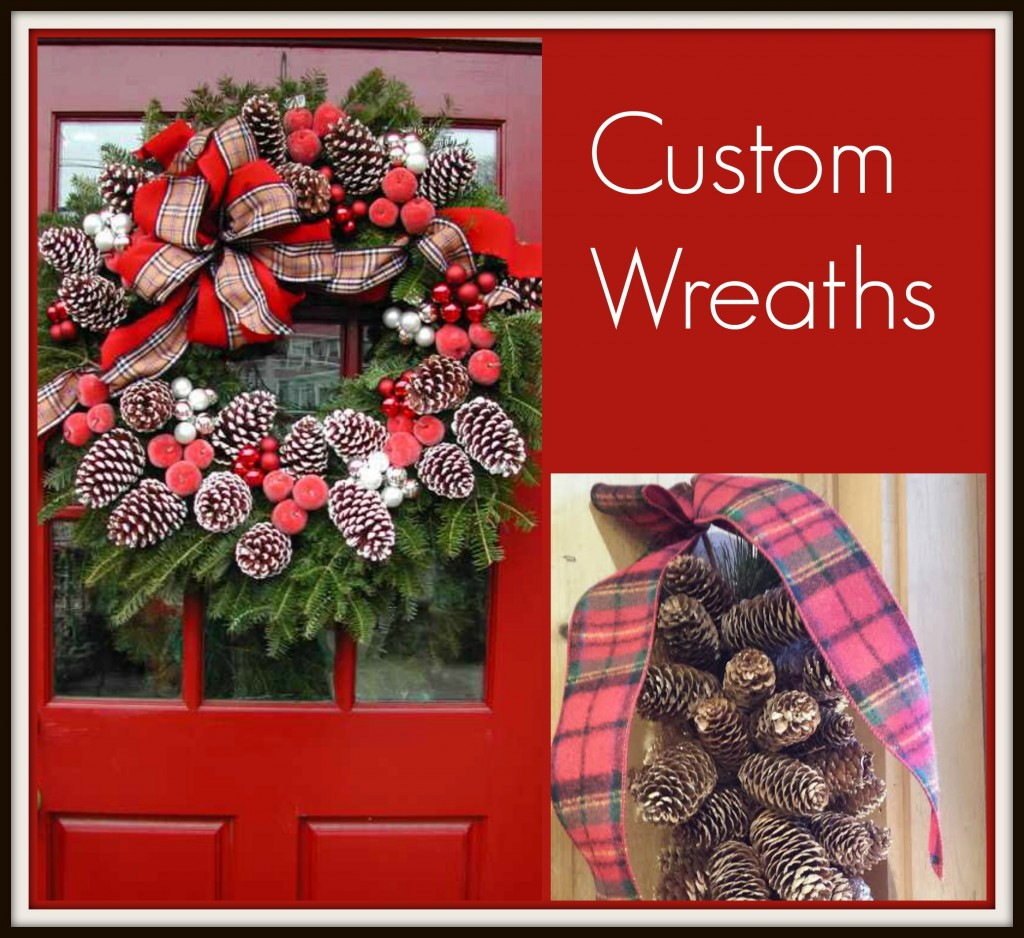 front page wreaths