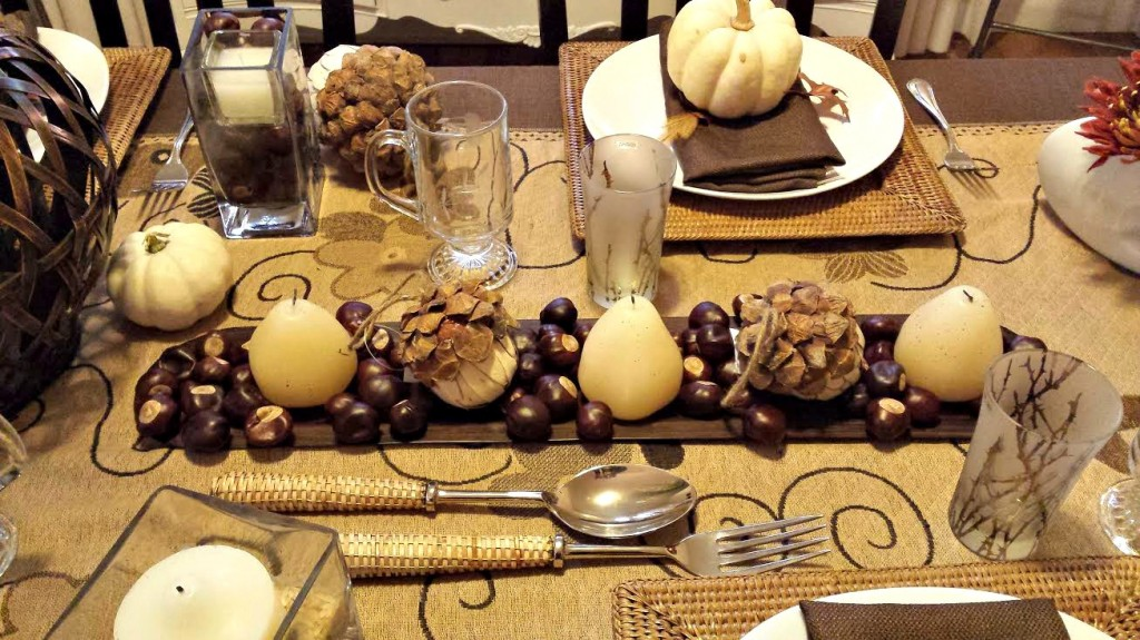 Thanksgiving table4