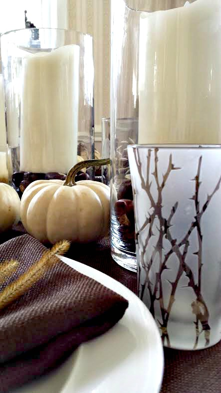 thanksgiving roost glass