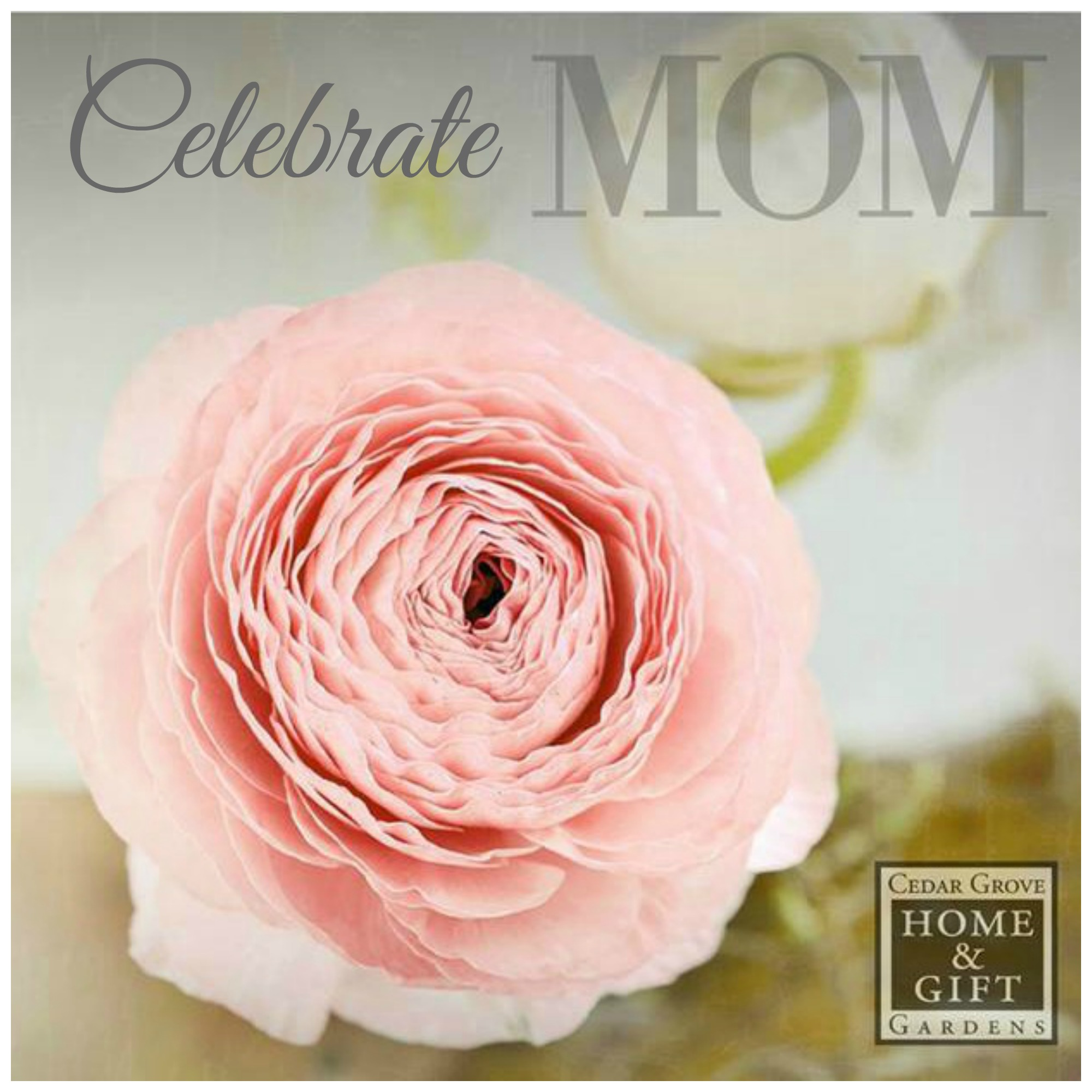 Mothers Day Is May 13th