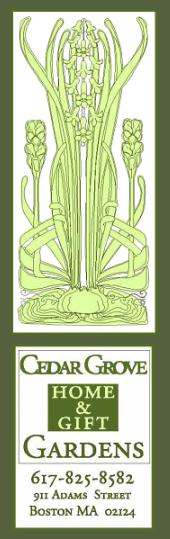 Cedar Grove Gardens Logo